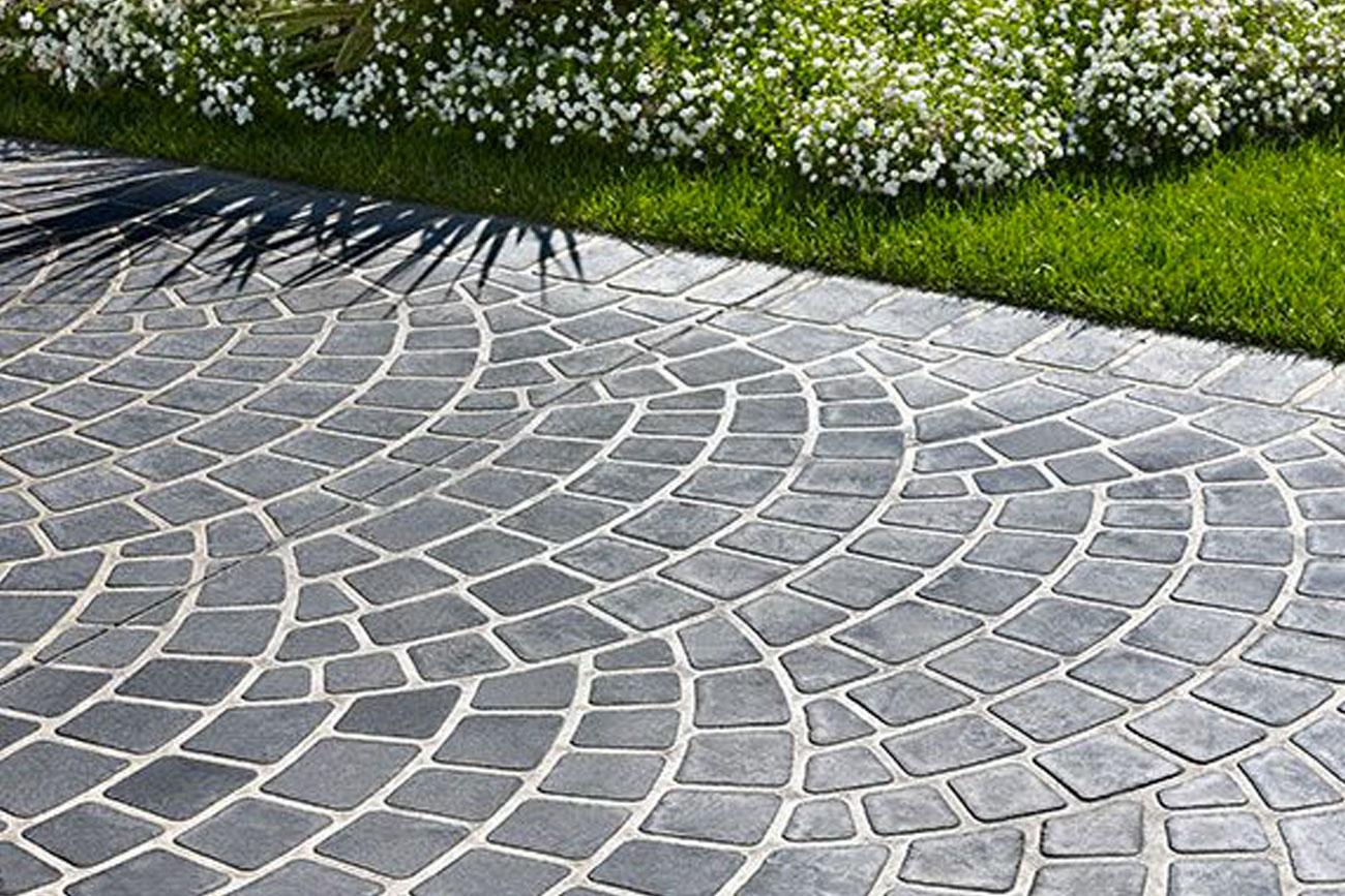 porfido autobloccante pavimento esterno reggio emilia